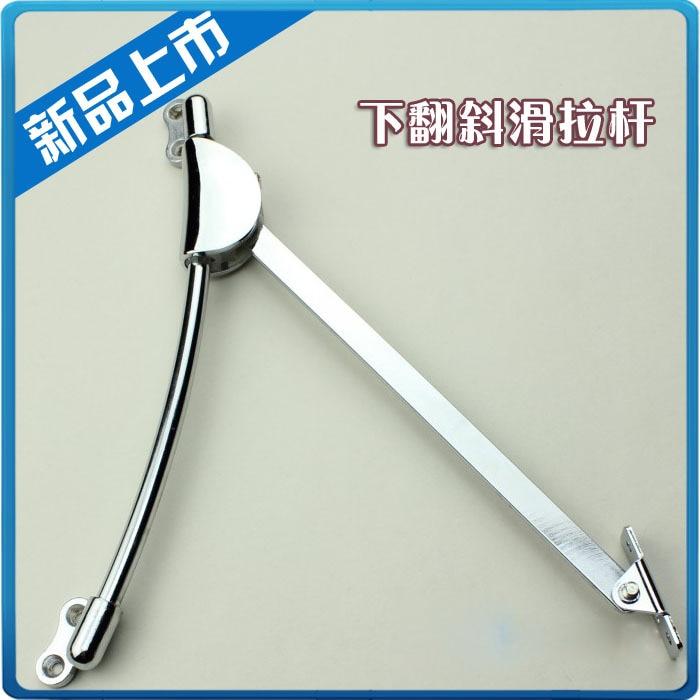 цена на Gas pressure rod movable support bracket cabinet doors sliding cupboard doors since oblique rod