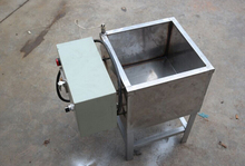 15 kg /hour wax metler tank /beeswax melting tank on sale