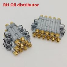 ДЕТЕКТИВНАЯ объемная смазка/распределитель масла/сепаратор клапан/делитель 5 выходов для центральной системы смазки/RH3500