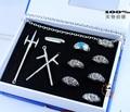 Katekyo Hitman Reborn Vongola 7 кольцо колье косплей бесплатная доставка
