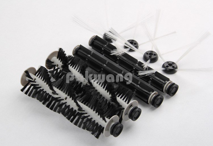 A320 Robot Vacuum Cleaner Replacement Parts : Rubber Brush Hair Brush Side brush от Aliexpress INT