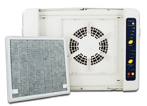 Coronwater Замена очиститель воздуха умножьте HEPA-MF фильтр для GL-2108
