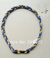 бесплатная доставка, торнадо титана ожерелье, германия и титан ожерелья, 50 см / 55 см / 60 см, 100 шт