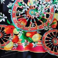 топ гранд печатных резинка шелковый атлас юго-восточной азии стиль печать