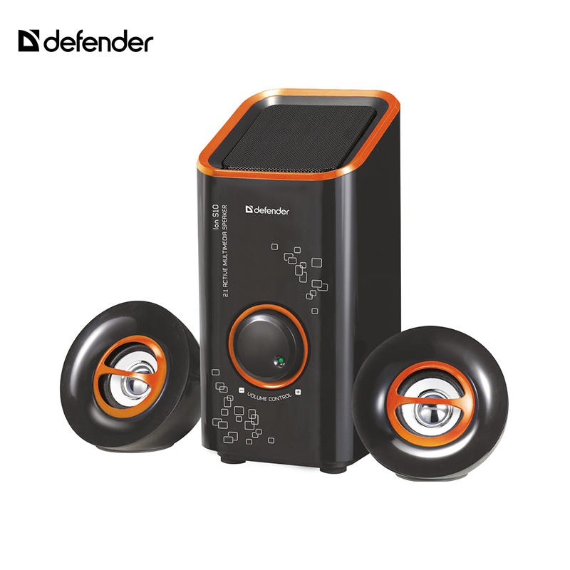 Speakers Defender ION S10 speakers computer