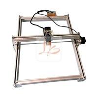 LY 5040 5500MW Blue Violet Laser Engraving Machine Mini DIY Laser Engraver IC Marking Printer Carving