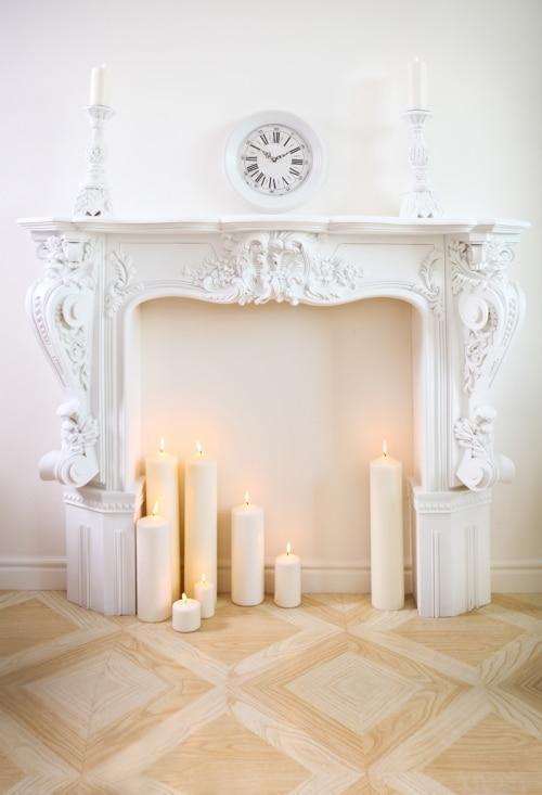 online kaufen gro handel wei en kamin aus china wei en kamin gro h ndler. Black Bedroom Furniture Sets. Home Design Ideas