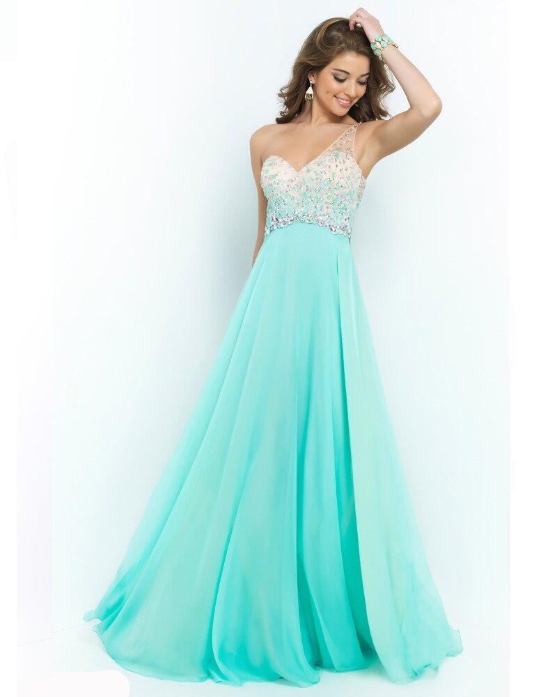 Aquamarine Prom Dresses