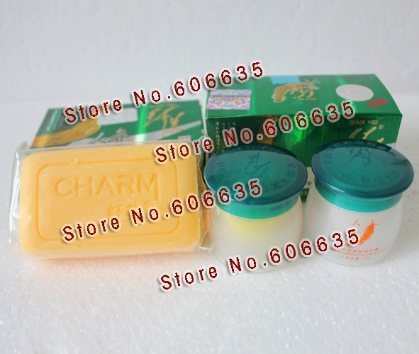 CHARM-soap day and night cream04.JPG