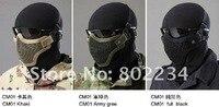 ЭМС бесплатная доставка 5 шт. маска половина маска защита для жизнь на открытом воздухе игра / активного отдыха / тв съемки / filmshooting