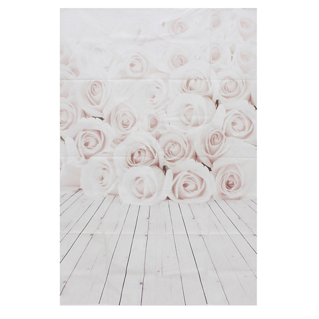 White Roses Photo Background