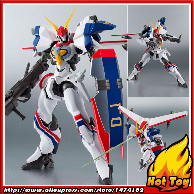 100% Original BANDAI Tamashii Nations Robot Spirits No.169 Action Figure - DRAGONAR-1 CUSTOM from Metal Armor Dragonar original bandai tamashii nations robot spirits exclusive action figure rick dom char s custom model ver a n i m e gundam