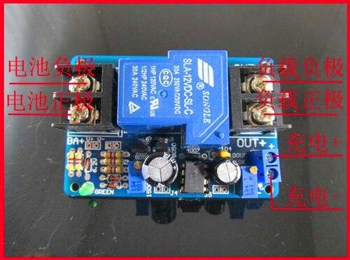 Freies Verschiffen!!! automatische wiederherstellung niederspannung/unterspannungsschutz 12 V batterieentladung schutz modul