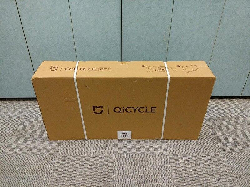 UT8jw2XX9RaXXagOFbX4 - Unique model Mi Qicycle 20KM/H Foldable Bluetooth 4.zero Telephone APP Monitor sensible Electrical Bicycle With 1.8'' Display bike