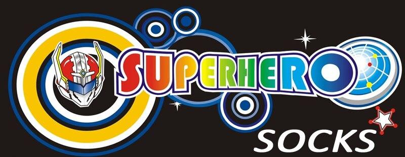Superkangelase puuvillased sokid