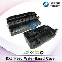 Original!! Fortune lit/Allwin/Human printer dx5 print head cover( water based )