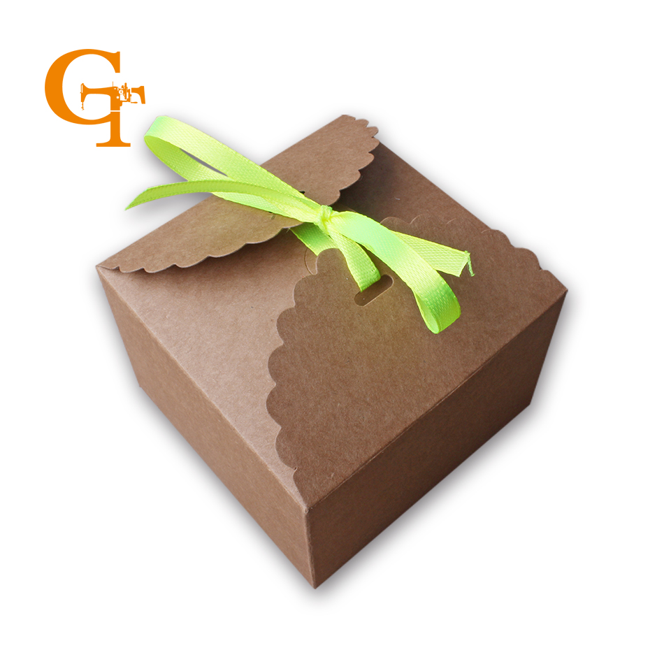 Brown Cake Boxes Wholesale