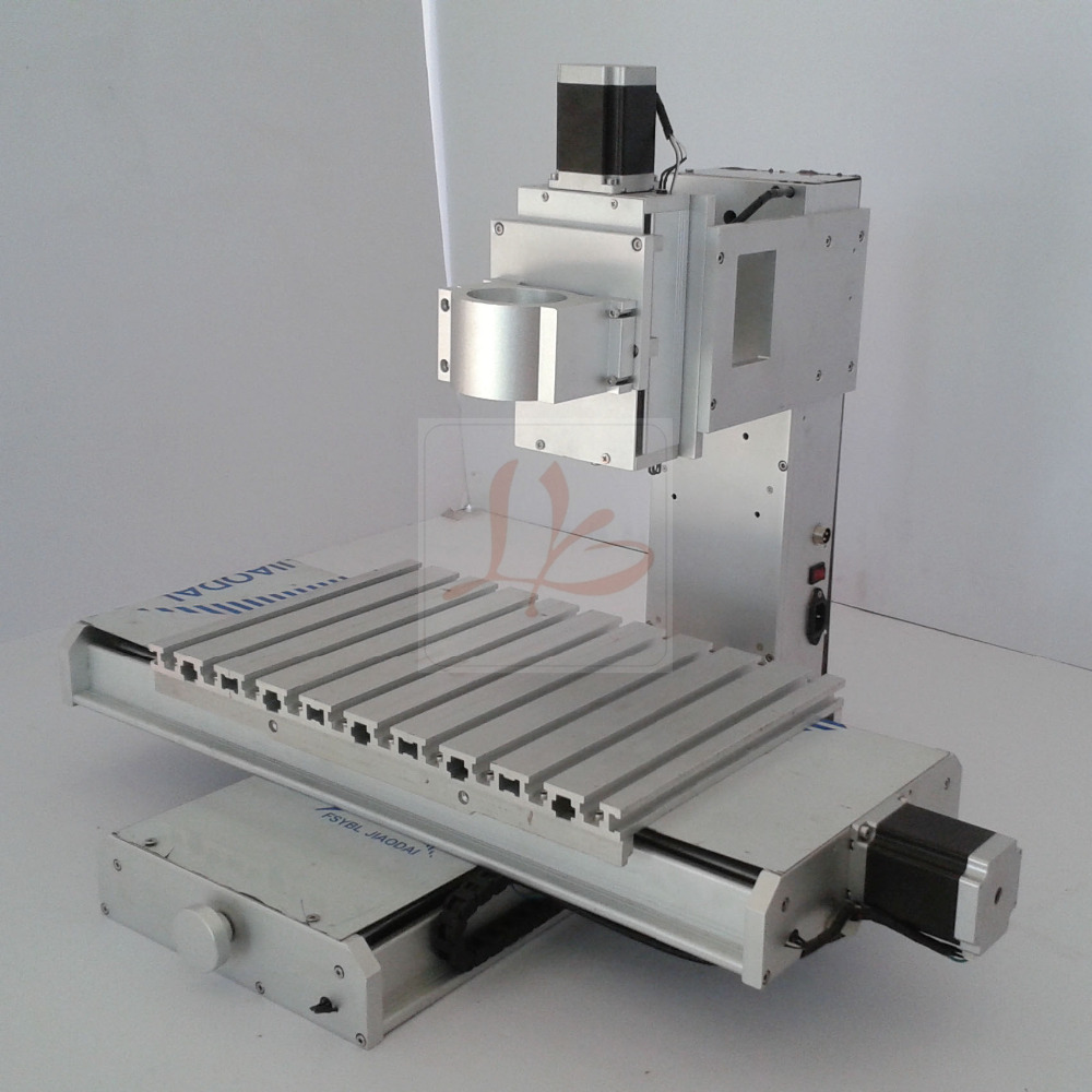 CNC 3040 pillar type 3 axis CNC frame and high precision ball screw high quantity medicine detection type blood and marrow test slides