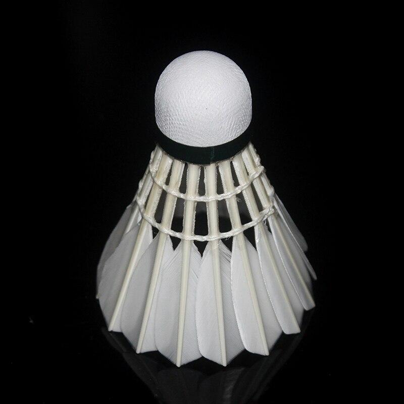 Kunli badmintonshuttles KL-Silver Hoogwaardige Cigu duck feather - Sportrackets - Foto 5