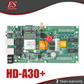 A30 + HD-A30 + Полноцветный Асинхронный Контроллер Карты Специально для маленькая Точка Шаг Дисплей