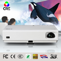 Top rank dlp-link 3d projector 3800LUMENS Daylight Rear 3D Cinema Osram lamp 1080P Video laser Projector