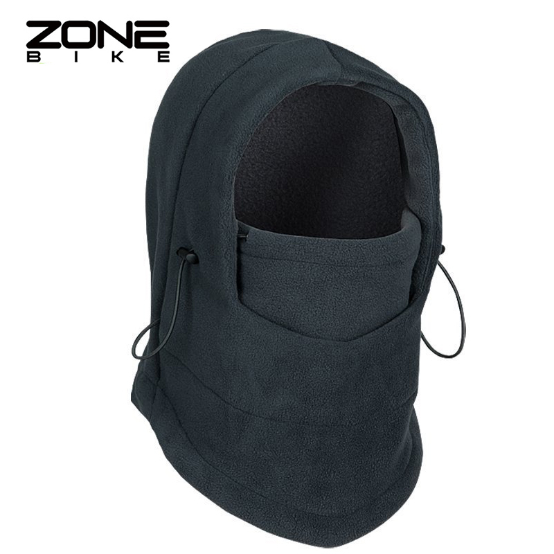 ZONEBIKE Winter Windproof Thermal Running Mask Cycling Balaclava Sport Snowboard Mtb Bike Bandana Bicycle Cap Ski Hats One Size 2017 winter hat outdoor sport cycling mask proof men cap earmuffs face masks warm hats snowboard balaclava beanie free shipping