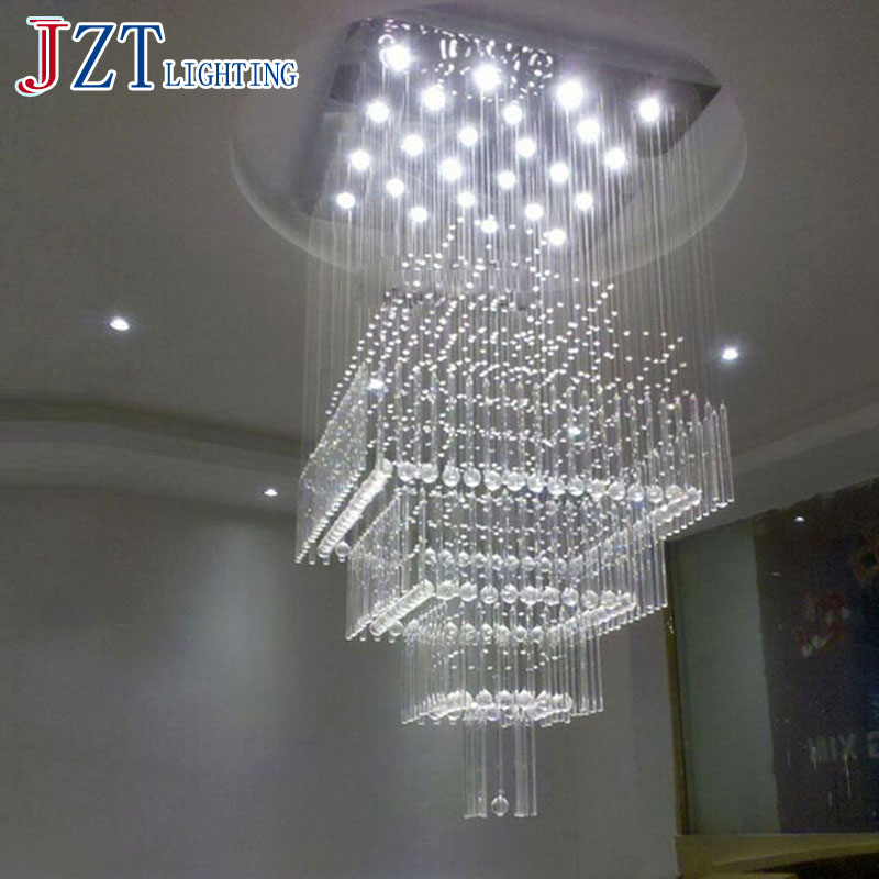 Z Crystal Pendant Lamp Home Lighting K9 Crystal Vintage Deco Pendant Ceiling Plafon Lighting Fixture Lustres deco home вешалка
