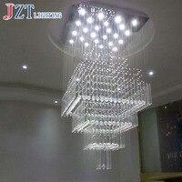 Z Crystal Pendant Lamp Home Lighting K9 Crystal Vintage Deco Pendant Ceiling Plafon Lighting Fixture Lustres