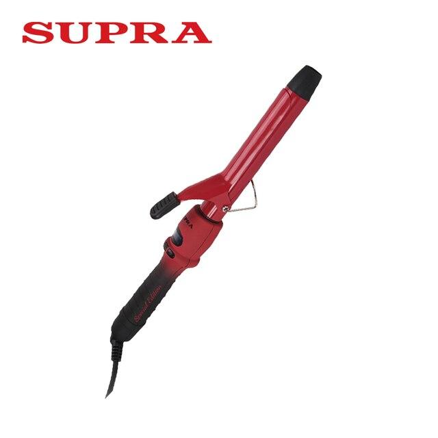 Стайлер Supra HSS-1190 , от 100°C до 230°C, регулировка температуры, диаметр щипцов 25 мм бесплатная доставка из России