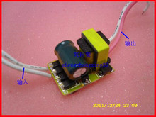 Free Shipping!!! 5pcs Enter 85-265v / current source 3x1w / drive power module / serial / LED lamp beads /Electronic Component