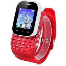 "2016 neu Kenxinda W1 Doppelsim Telefon Smartwatch 1,44 ""Mode Uhr Telefon Folie Bildschirm mit Frei Bluetooth Kopfhörer"