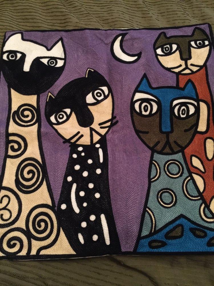 45x45cm Picasso Pintura Artística Estilo 04 Algodón Lino Cubierta para Cojín Funda De Almohada