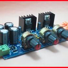 Free Shipping!! LM1875 amplifier module / HIFI high-quality dual-channel 2 * 18W compatible