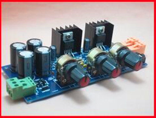 Free Shipping!! LM1875 amplifier module / HIFI high-quality dual-channel 2 * 18W compatible parts /Electronic Component