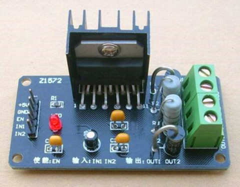 FREE Shipping! ! !electronic L6203 DC Motor Control Drive Module