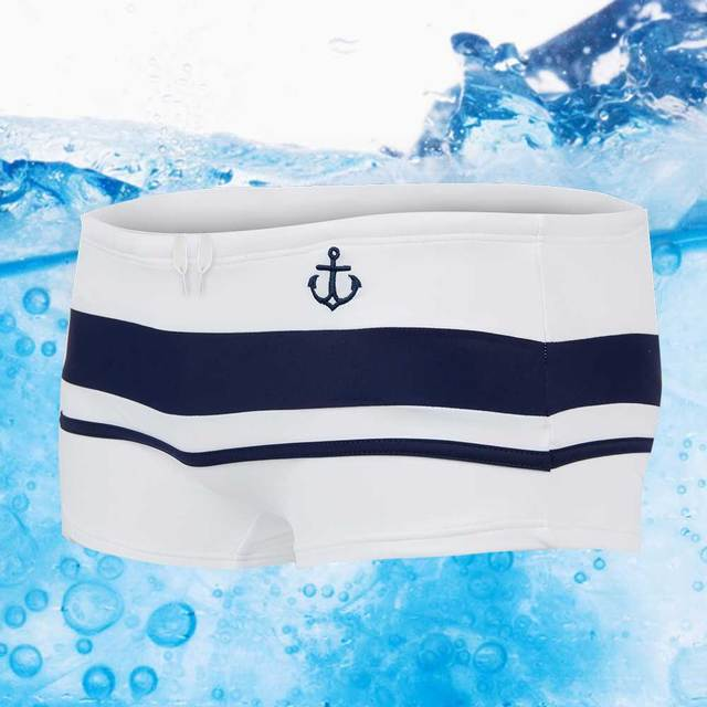 Men's sexy mosaic Styled Trunks