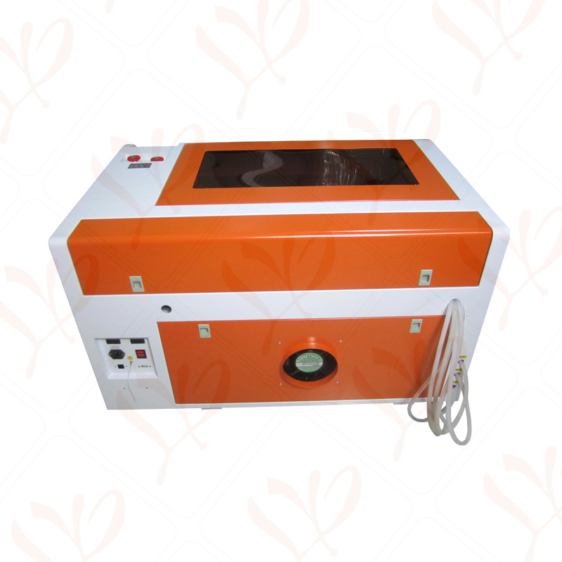 Hot sale CO2 laser engraving machine 6040M 50W laser tube laser cutting machine, laser engraver, Russia no tax hot sell high quality cw3000 water chiller cooling laser tube for laser machine