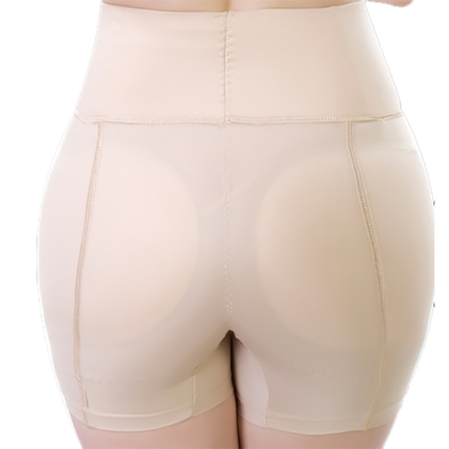Caliente Las Mujeres nalgas Abundantes y de cadera acolchado panty Levanta cola boyshort underwear fake fake ass booty butt enhancer hip booster P04B