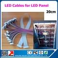 10pcs 20cm data cables for  p2.5 p3 p4 p5 p6 p7.62 p8 p10 led modules, led panel