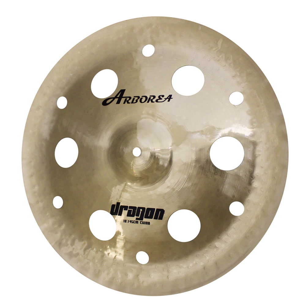 New Design Drum Cymbal 16 China Ozone Cymbal new design sprial cymbal 14cymbal