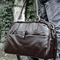 Free Shipping new Fashion shoulder leather men Handbags fashion business men messenger bags men travel bags  HMB02