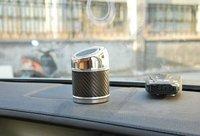 высококачественная нержавеющая сталь снарядов автоматически крышка для автомобиля пепельница