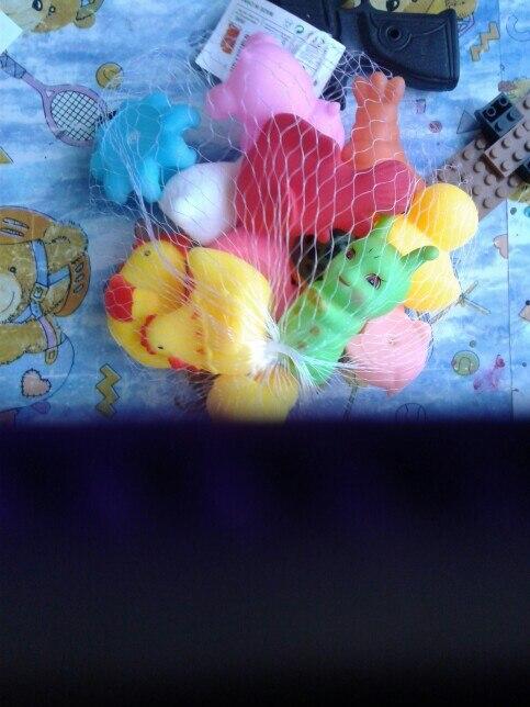 игрушки супер! очень яркие, еще  ярче чем на картинке,пищат когда нажимаешь!!!рекомендую!!!