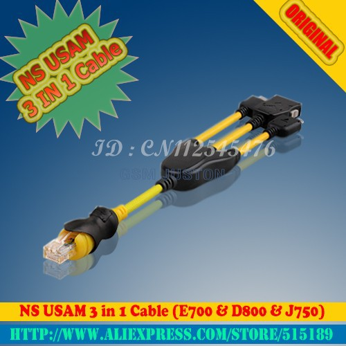 NS USAM 3 in 1 Cable