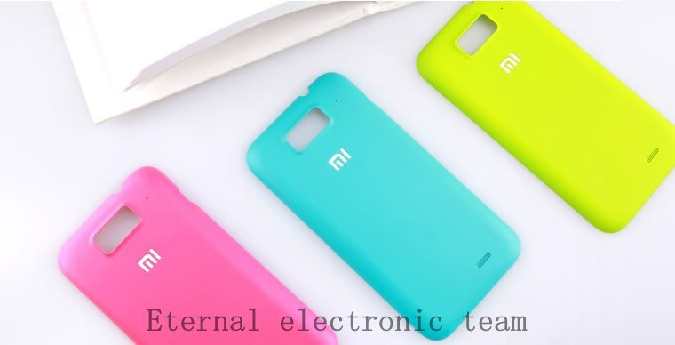 Original xiaomi mione M1 Extremely brief colors back cover