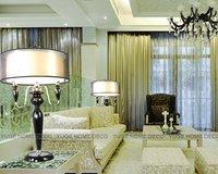 роскошный столик-гостиная стол-барная лампы / классический стол фары