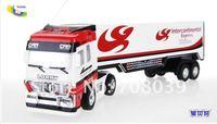 бесплатная доставка chirldren для того детские игрушки радиоуправляемый автомобиль контейнер танкер подарок на день рождения