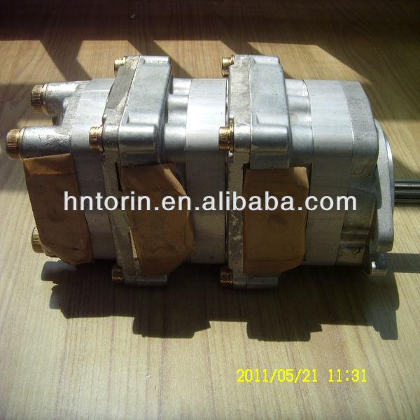 PC40 7,BM02C,PC50UU 2 Excavator Main Pump,Triple Gear Pump