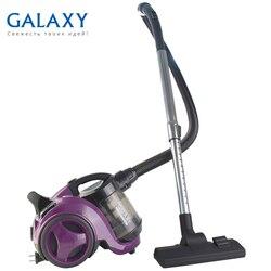 Пылесос электрический Galaxy GL 6250 (мощность 1700 Вт, мощность всасывания 400 Вт, объем пылесборника 3 л, тип фильтрации НЕРА)