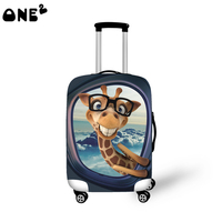 2016 ONE2 Design Cute Snake Pattern Printing Cover Apply To 22 24 26 Inch Kids Animal